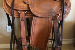 Selling: Colorado Saddlery Wade Saddle 14""