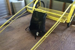 Selling: Manure Bag
