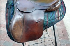 Selling: Balance Saddle  Zenith General Purpose Jump Saddle