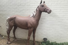Selling: Large Aluminum Quarterhorse  Statue