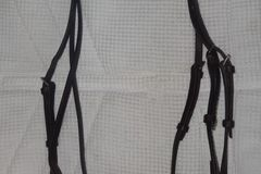 Selling: STUBBEN English Show Bridle - Raised - Quality Brown Leather