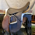 Selling: All Purpse English Saddle 17""