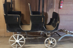 Selling: Amish Buggy Pony Sized