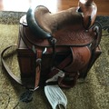 Selling: New Kids Child Youth Western Saddle 12.5""