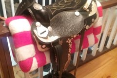 Selling: Parade Saddle Brand New 16""