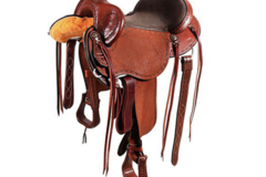 Selling: Clinton Anderson Aussie Saddle 16""
