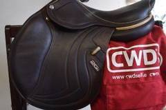 Selling: New 2017 CWD Mademoiselle Saddle Perfect Condtion 17.5""