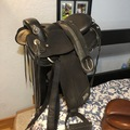 "Selling: Abetta Arabian Comfort Trail Saddle 16"""
