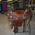 "Selling: Julie Goodnight WindRiver Saddle 16"""