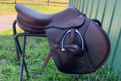 Selling: Gorgeous ADT Saddle 17.5""