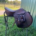 "Selling: Gorgeous ADT Saddle 17.5"""