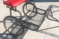 Selling: Easy Entry Cart For Sale