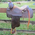 """Selling: Classic Price McLaughlin Western Saddle 15"""""""