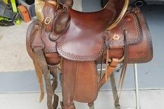Selling: Custom Saddle