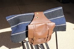 Selling: Weaver Leather Saddle Bag