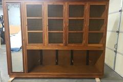 Selling: Saratoga Racetrack Jockey Cabinet