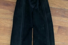 Selling: Dublin Adult Suede Half Chaps Size S Tall