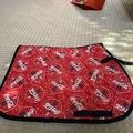 Selling: Coca Cola saddle pad