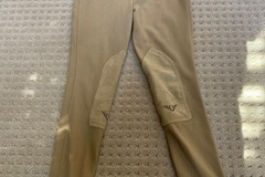 Selling: Tuff rider breeches size 28