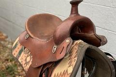 Selling: Steele Custom Saddle