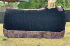 Selling: 5 Star Purple Croc Barrel Pad