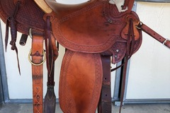 Selling: McCall Northwest Wade Saddle 16""