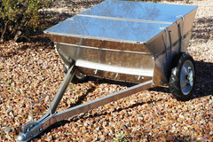 Selling: Manure Spreader Composter