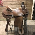 Selling: Martin Saddle 15.5""