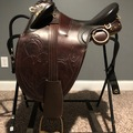 Selling: Nice Australian stock saddle for sale