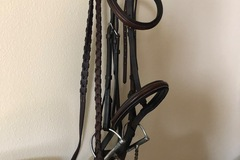 Selling: Vespucci Fancy Raised Hunter Bridle