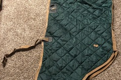 "Selling: Used showmam 76"" stable blanket for sale"