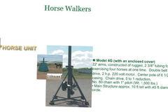 Selling: Trogen 4 Horse.  Horse walker