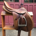 "Selling: Ovation San Telmo 17"" Saddle"