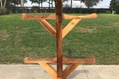 Selling: Handmade saddle rack